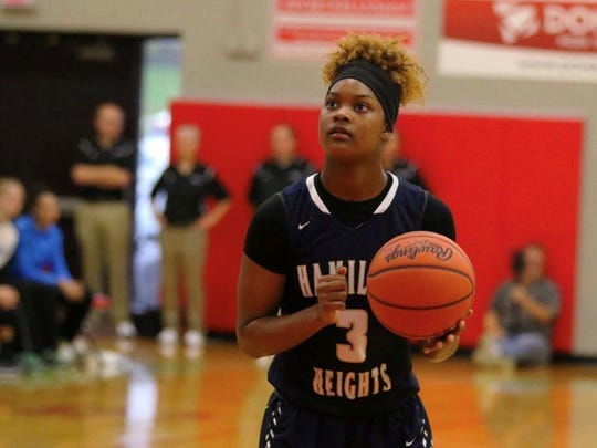 Jazmine Massengill, a junior guard from Hamilton Heights Christian Academy in Chattanooga, committed to the Lady Vols in January .