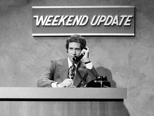 Don Moore Chevy >> 'SNL' celebrates 4 decades of being 'Live, from New York!'