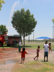 Fort Bliss will have its third annual Aquapalooza event on June 18 at Biggs Park.