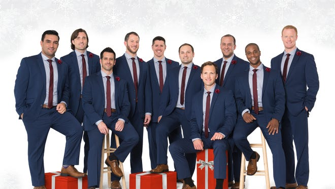 Straight No Chaser returns to the Saenger Theatre on the group's 20th anniversary tour.
