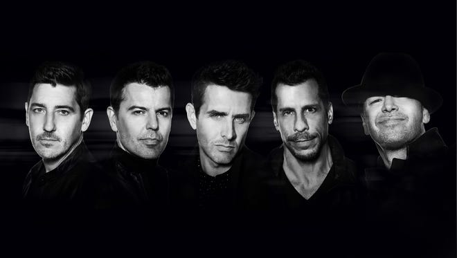 New Kids on the Block play U.S. Bank Arena May 16.