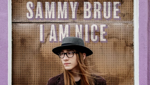 """I Am Nice"" by Sammy Brue"