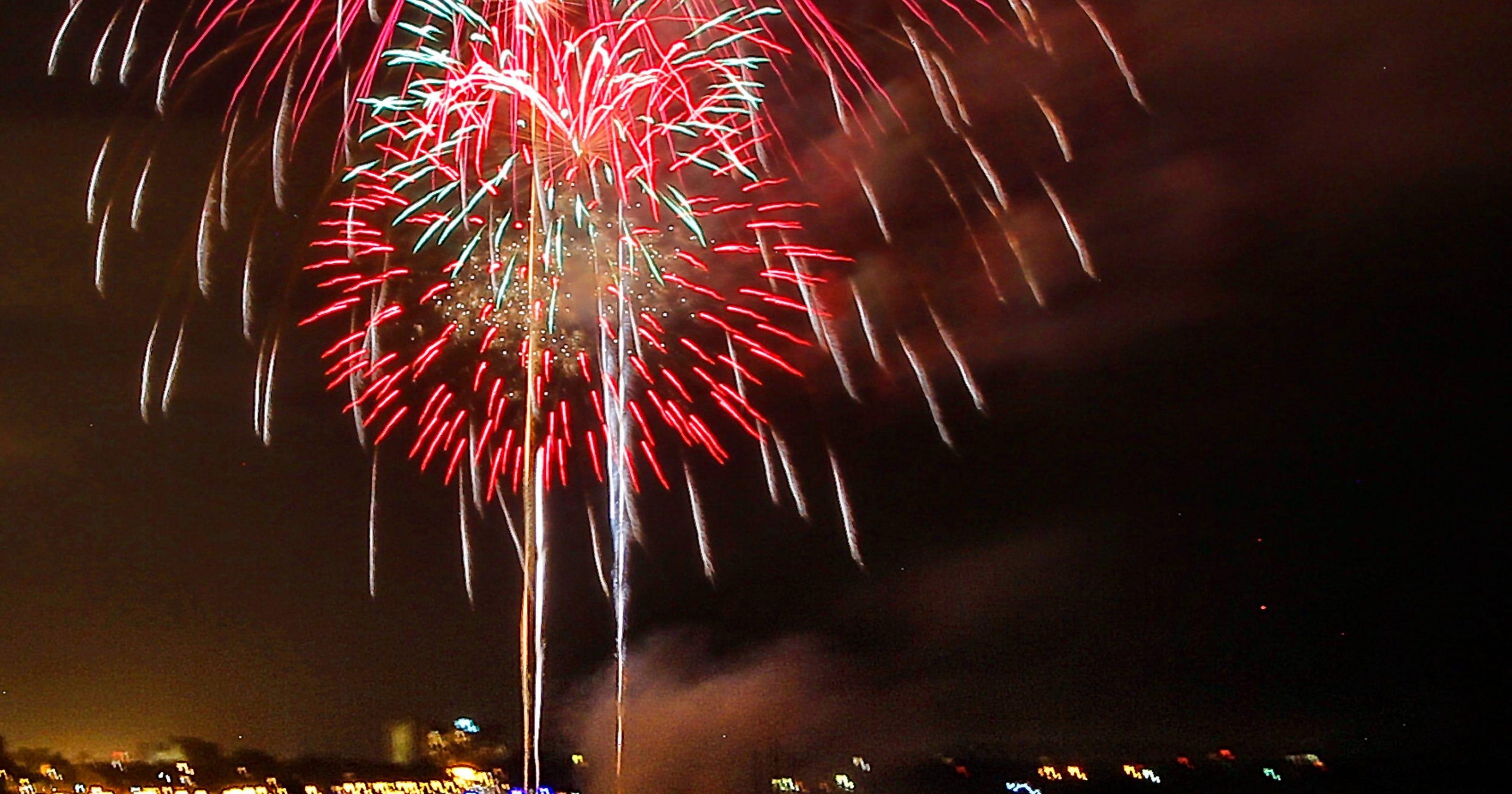 fc25da53e90 Guide to 4th of July fireworks around Memphis, DeSoto County