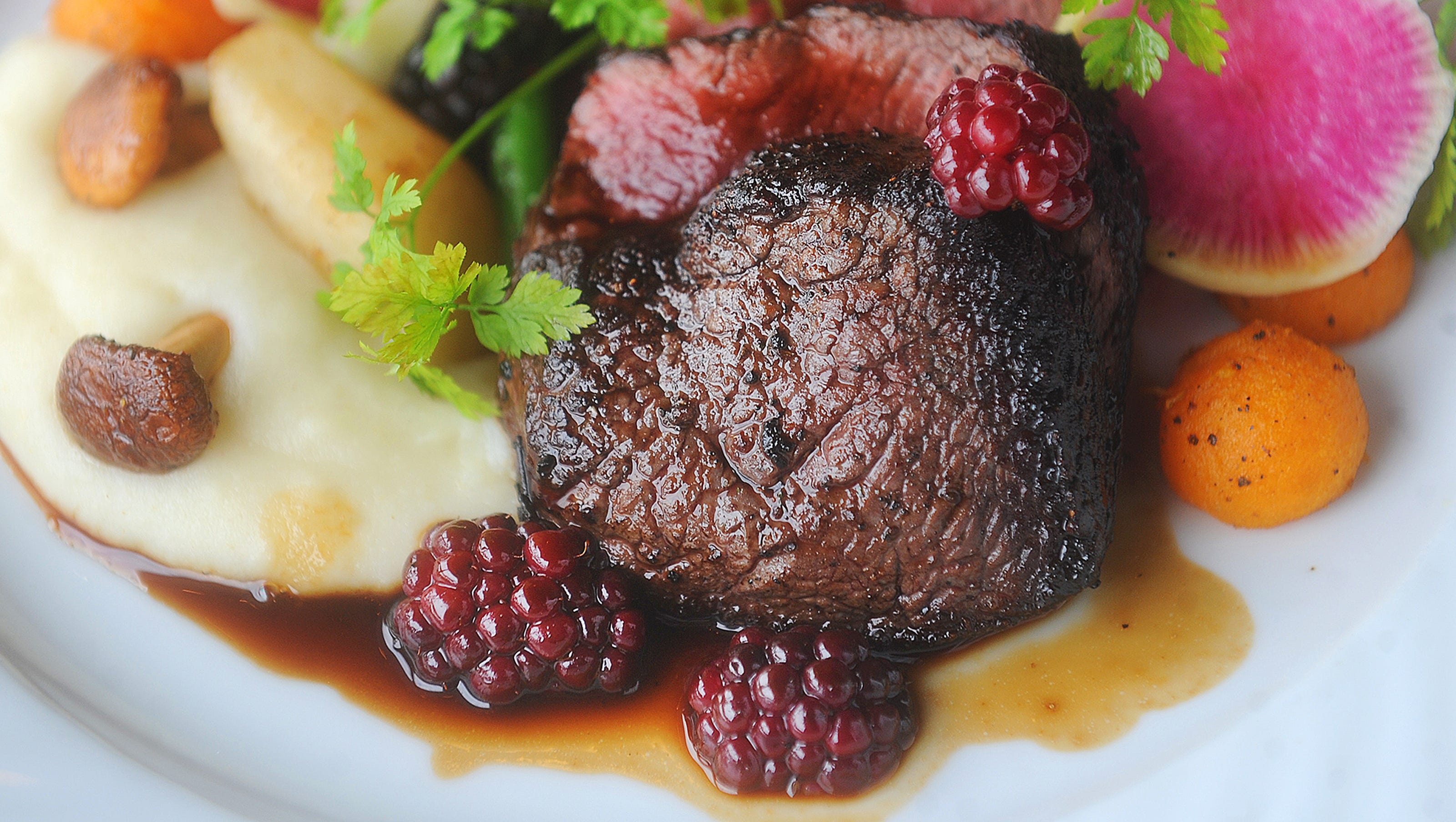 how to cook venison roast