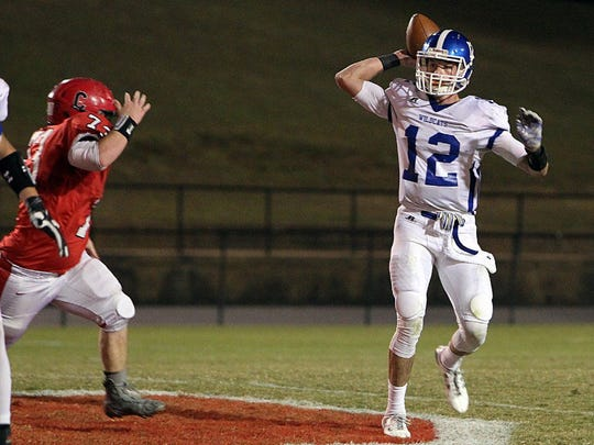 West Limestone (Ala.) athlete Reed Blankenship committed
