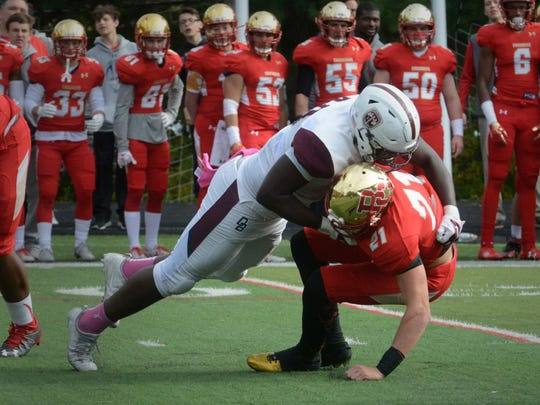 Does Don Bosco, featuring DL Marcellus Earlington, have what it takes to repeat in Non-Public, Group 4?