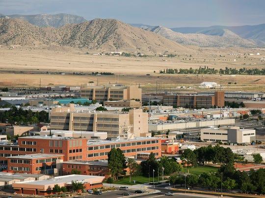 Sandia National Laboratories, whose main Albuquerque
