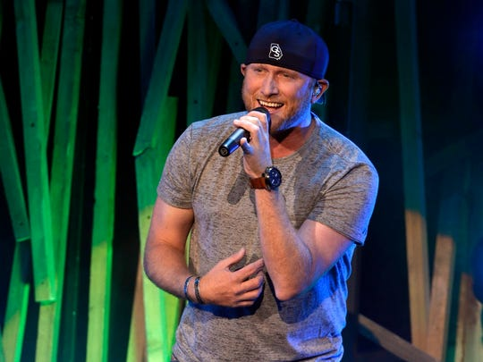 Country hit-maker Cole Swindell will headline the Wisconsin State Fair's main stage Aug. 7. Tickets ($35 to $45) are available April 6.