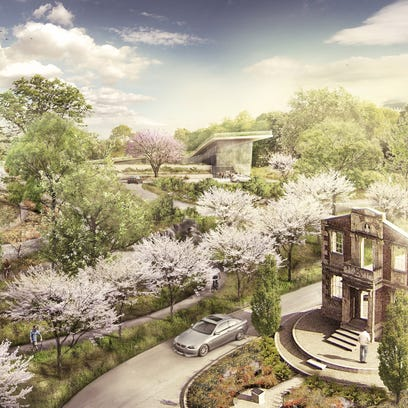 We can finally get excited about the Waterfront Botanical Gardens; work to start in September