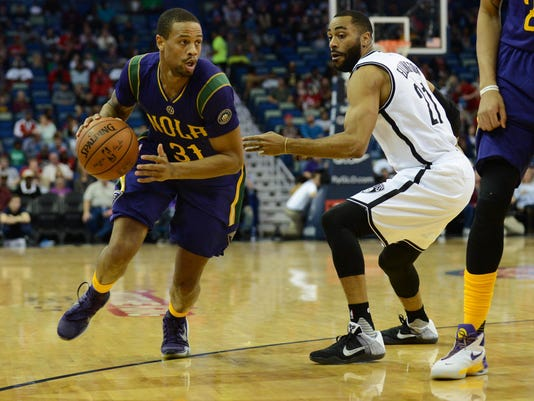 NBA: Brooklyn Nets at New Orleans Pelicans
