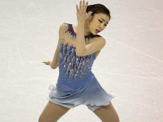 USP Figure Skating_ World Championships-Ladies Sho