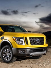 The 2016 Nissan Titan XD aims to create a new class of pickup in a segment between traditional heavy-duty and light-duty entries.