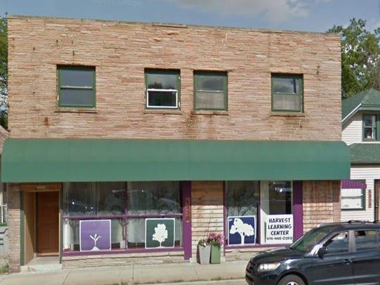 Harvest Learning Center at 5932 W. Appleton Ave. in Milwaukee.