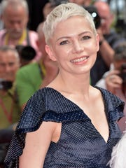 'Wonderstruck's' Michelle Williams is all smiles for