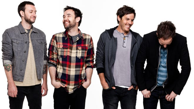 """Led by singer Doug Robb, Hoobastank takes """"The Reason,"""" and other hits that helped the California-band sell 10 million albums, to the Wind Rider Music Fest at Ski Apache in Mescalero, N.M."""