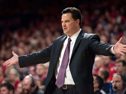 NCAA Basketball: Boise State at Arizona