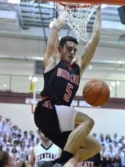 Northeastern's Antonio Rizzuto will play in college