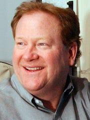 Ed Schultz in February 2004 in Fargo, N.D.