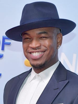 Ne-Yo attends a photo op for NBC's 'World Of Dance' at NBC Universal Lot on January 30, 2018 in Universal City, California.