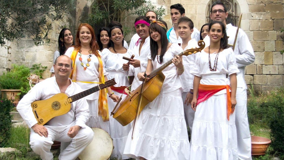 Thumbnail for Ars Longa delivers exciting Cuban music program