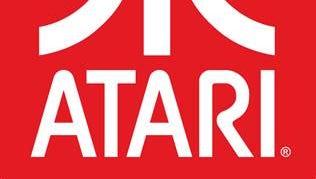 The Atari logo.