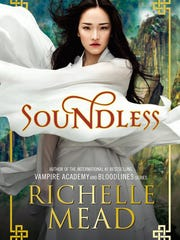 Soundless by Richelle Mead.