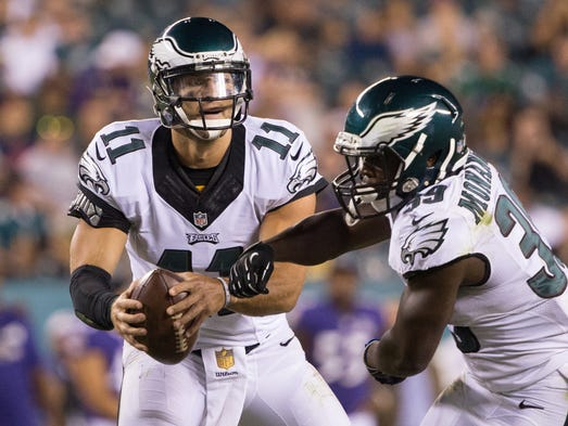 Tim Tebow Has Uneven Preseason Debut In Eagles Win Over Colts