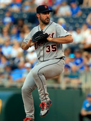 According to a rumor that surfaced Thursday, the Brewers might be interested in acquiring Detroit Tigers pitcher Justin Verlander.