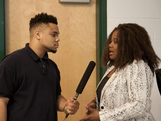 FAMU NOW WFSU Interview with Jacquel Lawson