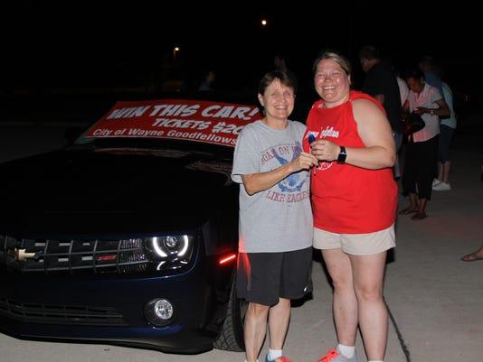 WSD camaro winner