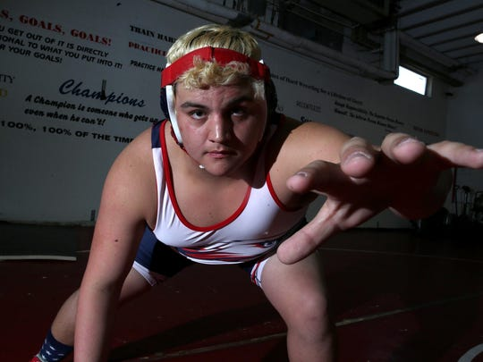 Wakulla senior Jacob Marin is the 2016-17 All-Big Bend Wrestler of the Year after going 37-1 and winning a Class 1A state title as a heavyweight.