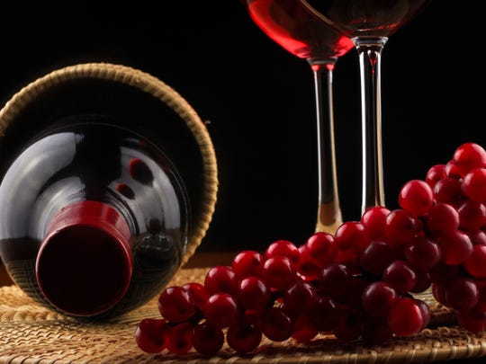 There are thousands of different grapes grown in the