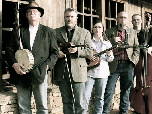 Pinetop Revival plays folk songs of South