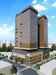 A development slated for 500 Main St. in New Rochelle