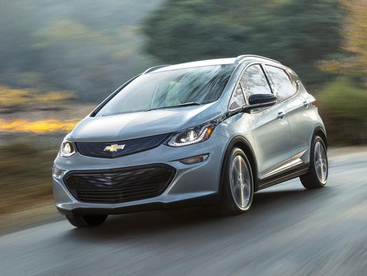 Chevy Bolt Ev To Ship To Dealers In Fourth Quarter