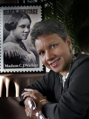 """A'Lelia Bundles is the great-great-granddaughter of Madam C.J. Walker and author of her biography, """"On Her Own Ground: The Life and Times of Madam C.J. Walker."""" """"As one of the pioneers of modern hair care and cosmetics, Madam Walker is still an inspiration to a lot of people going into the business,"""" Bundles says."""