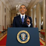 President Obama speaks on immigration during a nationally televised address from the White House.
