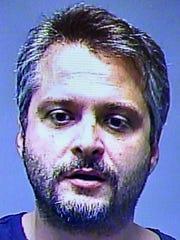 Danny Bobbitt, 41, is suspect in manhunt near Baxter Regional Medical Center.