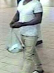 Palm Bay police are seeking help identifying the suspect