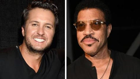 "Luke Bryan, 41, and Lionel Richie, 69, will become ""American Idol's"" newest judges, American Idol announced Friday."