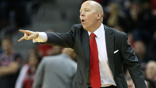 Cincinnati Bearcats coach Mick Cronin will take nothing for granted when No. 14 UC visits underdog USF on Saturday: 'Their record is completely irrelevant.'