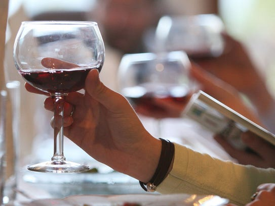 You can sample 150-plus wines and craft beers at  Meadow