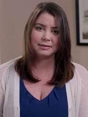 Brittany Maynard in an October 2014 video for Compassion
