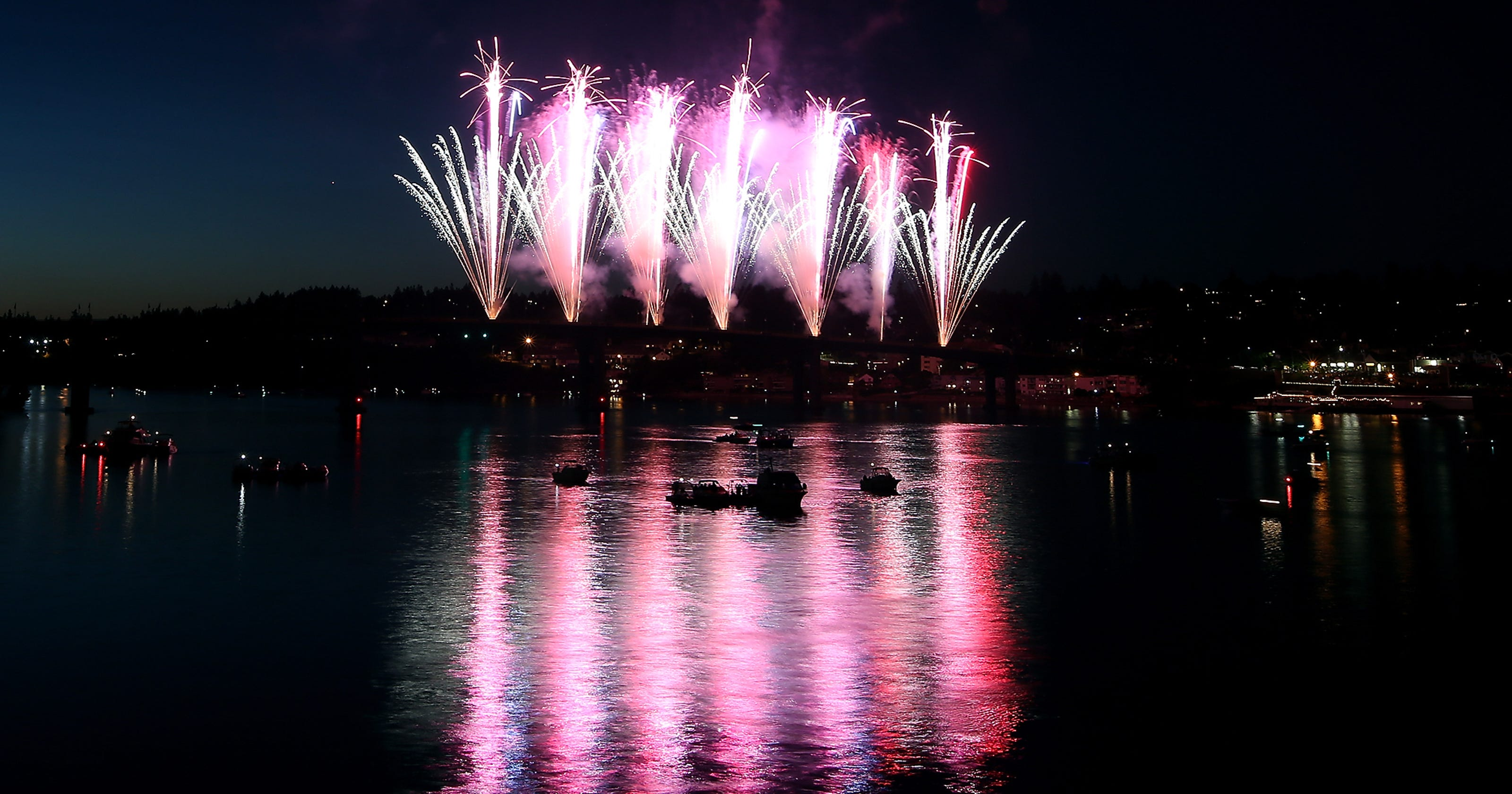 Kitsap County July 4th events