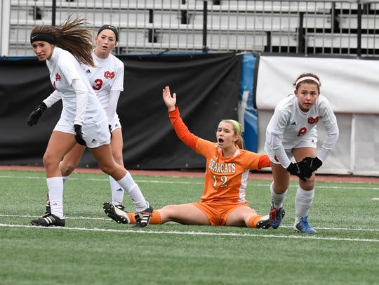 Mater Dei defeated Wheeler 1-0 in the Class 1A state championship game last year. The Wildcats and Bearcats face off once again at Carroll Stadium this weekend.