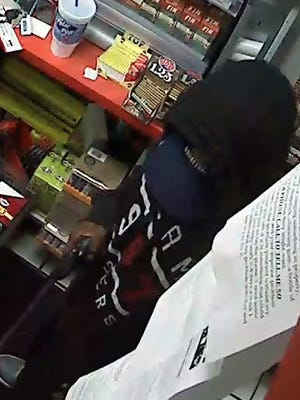 One of the young men who robbed the Circle K.