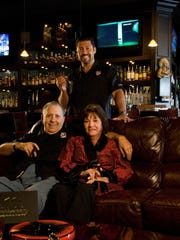 Owner Rich Castiano dedicated the Cape Cigar Bar to his mother.