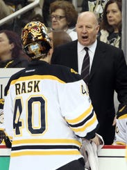 Claude Julien wasn't out of work long. He was fired