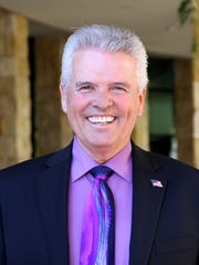 Longtime Councilman Skip Hall was appointed mayor of Surprise