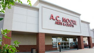 A.C. Moore Arts & Crafts holds the grand opening celebration of its Columbia Township location Saturday, June 23.